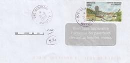 LETTRE MAYOTTE. N° 220 COMBANI - Mayotte (1892-2011)