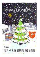 Carte De Voeux 2020 De La Poste De L'Ile De Man - Christmas Cards - Man (Ile De)