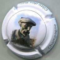CAPSULE-CHAMPAGNE COTE DES BAR N°16e Auguste Renoir - Champagne