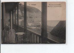 Yport-Pension De Famille Morisse-La Terrasse - Yport