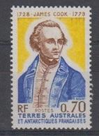 TAAF 1976-N°63** J.COOK - Terres Australes Et Antarctiques Françaises (TAAF)
