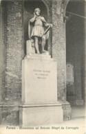 Italie - PARMA  - MONUMENTO AD ANTONIO ALLEGRI DA CORREGGIO - Parma
