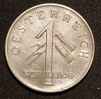 AUTRICHE - 1 SCHILLING 1934 - KM 2851 - Autriche