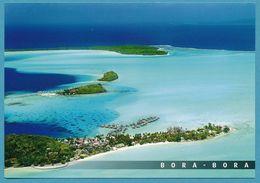 BORA BORA - La Pointe Matira Au Sud De L'île De Bora Bora - Polinesia Francesa