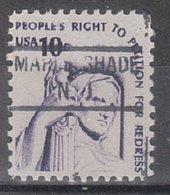 USA Precancel Vorausentwertung Preo, Locals New Jersey, Maple Shade 734 - Vereinigte Staaten