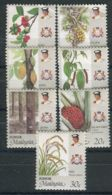 MALAYSIA - JOHORE ( POSTE ) Y&T N° 167/173 TIMBRES  NEUFS  SANS  TRACE  DE  CHARNIERE , A VOIR . - Malaysia (1964-...)