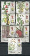 MALAYSIA - KEDAH ( POSTE ) Y&T N° 137/143  TIMBRES  NEUFS  SANS  TRACE  DE  CHARNIERE , A VOIR . - Malaysia (1964-...)