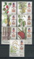 MALAYSIA - KELANTAN ( POSTE ) Y&T N° 122/128  TIMBRES  NEUFS  SANS  TRACE  DE  CHARNIERE , A VOIR . - Malaysia (1964-...)