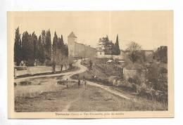 32 - TERRAUBE ( Gers ) - Vue D' Ensemble Prise Du Moulin - Autres Communes