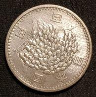 JAPON - 100 YEN - Showa - Année 34 ( 1959 ) - Year 34 - Argent - Silver - Japan