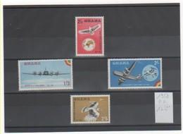 GHANA 1958 P.A. N°1 à 4 NEUFS** MNH - Ghana (1957-...)