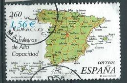 SPANIEN ESPAGNE SPAIN ESPAÑA 2001 FROM MS INFRASTRUCTURE PROGRAM: POSTAL MAILS ED 3855A YT 3410 MI 3690 SG 3808 SC 3131A - 1931-Aujourd'hui: II. République - ....Juan Carlos I