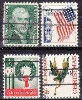 USA Precancel Vorausentwertung Preo, Locals New Jersey, Matawah 841, 4 Diff. - Vorausentwertungen