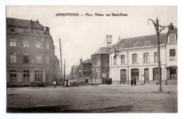 (59) 592, Armentières, HH, Place Thiers, Rue Denis Papin - Armentieres