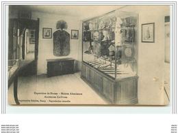 Exposition De NANCY Maison Alsacienne Anciennes Coiffures - Nancy