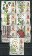 MALAYSIA - SELANGOR ( POSTE ) Y&T N°  112/118  TIMBRES  NEUFS  SANS  TRACE  DE  CHARNIERE , A VOIR . - Malaysia (1964-...)