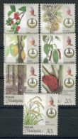 MALAYSIA - PERAK ( POSTE ) Y&T N°  135/141  TIMBRES  NEUFS  SANS  TRACE  DE  CHARNIERE , A VOIR . - Malaysia (1964-...)