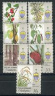 MALAYSIA - PULAU PINANG ( POSTE ) Y&T N°  86/92  TIMBRES  NEUFS  SANS  TRACE  DE  CHARNIERE , A VOIR . - Malaysia (1964-...)