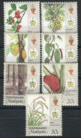 MALAYSIA - TRENGGANU ( POSTE ) Y&T N°  121/127  TIMBRES  NEUFS  SANS  TRACE  DE  CHARNIERE , A VOIR . - Malaysia (1964-...)