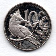 Iles Vierges Britanniques  - 10 Cents 1974 -- état  SUP - Altri – Oceania