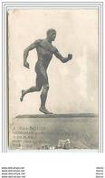 Sculpture - Athlétisme - A Jean Bouin Recordman Du Monde De L&amp Acute Heure - Athlétisme