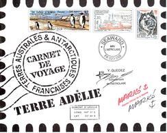 Carnet De Voyage TAAF Terre Adélie - Aquarelles De Serge Marko ** - Carnets