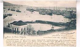 PORTO     De Ponta  Delgada    TBE  POR25 - Porto