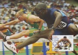 Carte  Maximum  1er   Jour   PORTUGAL   Jeux  Olympiques  D'  ATHENES   2004 - Zomer 2004: Athene