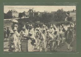 CARTE POSTALE 49 MAINE ET LOIRE CHEMILLE CAVALCADE DU 8 SEPTEMBRE 1907 - Chemille