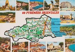 D 66 - Multi Vues Des Pyrénées Orientales - Ed. Combier - Francia