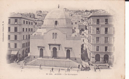 Synagogue D'Alger Non écrite TBE - Algiers