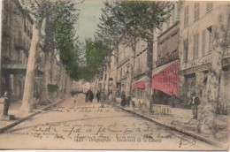 83 DRAGUIGNAN  Boulevard De La Liberté - Draguignan