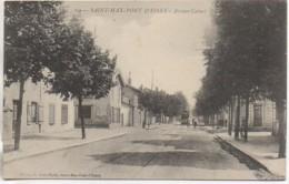 54 SAINT-MAX-PONT-D'ESSEY  Avenue Carnot - France