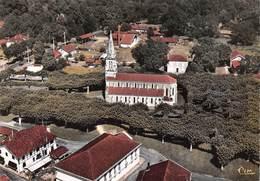 LABRIT - Vue Aérienne - L'Eglise - Labrit