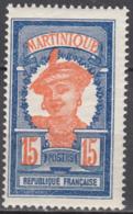 N° 120 - X X - ( C 1989 ) - Martinique (1886-1947)