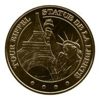 Monnaie De Paris , 2013 , Paris , Tour Eiffel , Statue De La Liberté - Monnaie De Paris