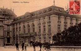 CPA - DIEPPE - LE THEATRE - Edition Gaillard - Dieppe