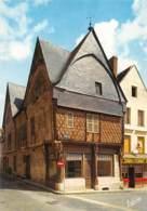 MONTRICHARD   Maison à Trois Pignons Dite De L'Ave Maria XVIe S   20 (scan Recto Verso)MG2891 - Montrichard