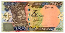 NIGERIA 200 NAIRA 2007 Pick 29f Unc - Nigeria