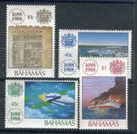 BAHAMAS ( POSTE ) Y&T N°  673/676  TIMBRES  NEUFS  SANS  TRACE  DE  CHARNIERE , A VOIR . - Bahamas (1973-...)