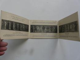 PCA 43 HAUTE LOIRE - CHAISE DIEU : La Danse Macabre - 3 Cartes - La Chaise Dieu