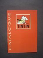HERGE - TINTIN - Brochure Catalogue - Objets Dérivés - Objets Publicitaires