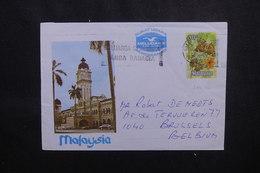 MALAISIE - Aérogramme De Kuala Lumpur Pour La Belgique En 1976 - L 54061 - Malaysia (1964-...)