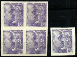 España Nº 922 Sin Goma. - 1931-Aujourd'hui: II. République - ....Juan Carlos I