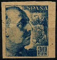 España Nº 924 Sin Goma. - 1931-Aujourd'hui: II. République - ....Juan Carlos I