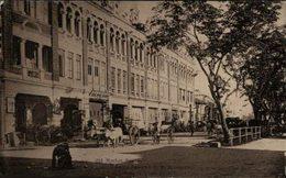 MALASIA // MALAYSIA. KUALA LUMPUR F.M.S. OLD MARKET SQUARE - Malasia