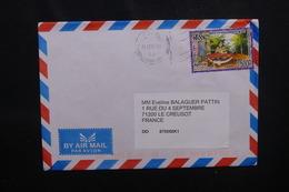CAMBODGE - Enveloppe  De Phong Penh Pour La France En 2006 - L 54068 - Kambodscha