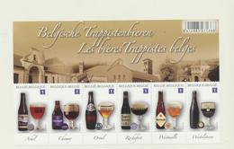 Les Bières Trappistes Belges  BF De 2012   MNH XXX - Bières