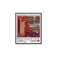 Timbre N° 2915 Neuf ** - Au Profit De La Croix-Rouge. Tapisserie D'Arras. 15ème Siècle. Saint Vaast. - France