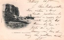 CPA - PARTHENAY - RUINE Du CHATEAU ... - Edition Cordier - Parthenay